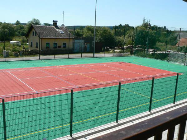 Stavby sportovních zařízení a sportovišť Tachov