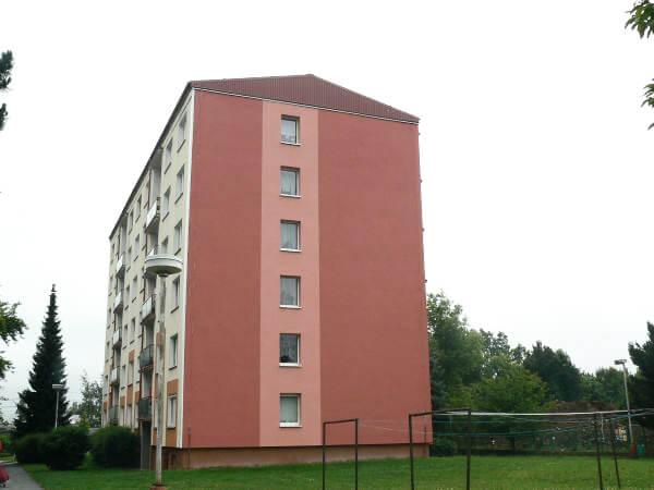 Revitalizace bytových domů Tachov