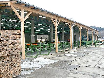 Stavby a rekonstrukce zemědělských objektů Tachov